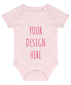 Personalised Baby Vest (Infants)