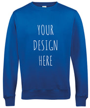 Load image into Gallery viewer, Personalised Sweatshirt (Adults)