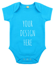 Load image into Gallery viewer, Personalised Baby Vest (Infants)
