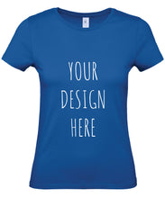 Load image into Gallery viewer, Personalised T-Shirt (Women)