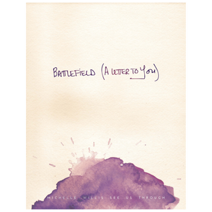 Sheet Music: Battlefield (A Letter To You) [Digital Download]