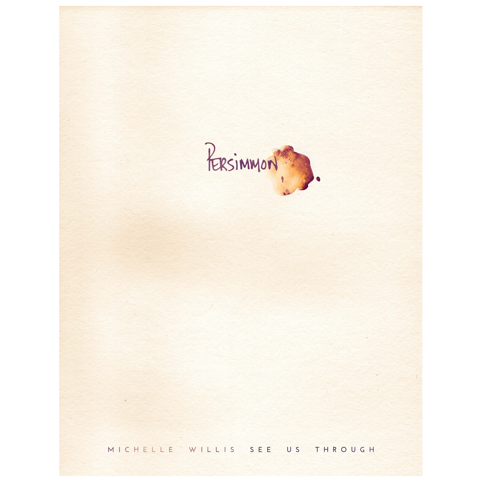 Sheet Music: Persimmon [Digital Download]