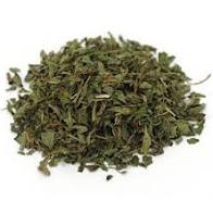 Peppermint leaf  whole