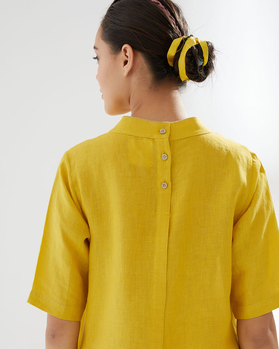 Canary 7th Intertwined SS20 Tunic with Pants
