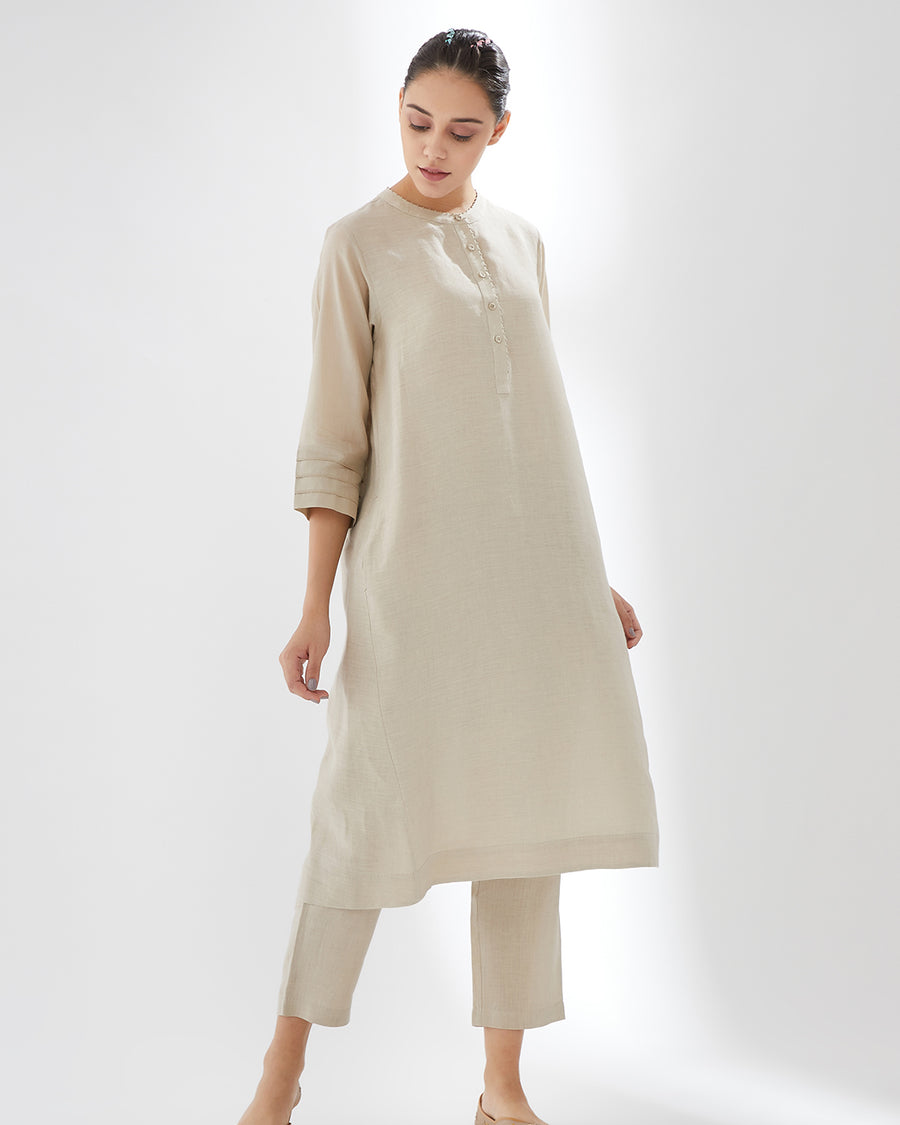 Sand 4th Intertwined SS20 Tunic with Pants