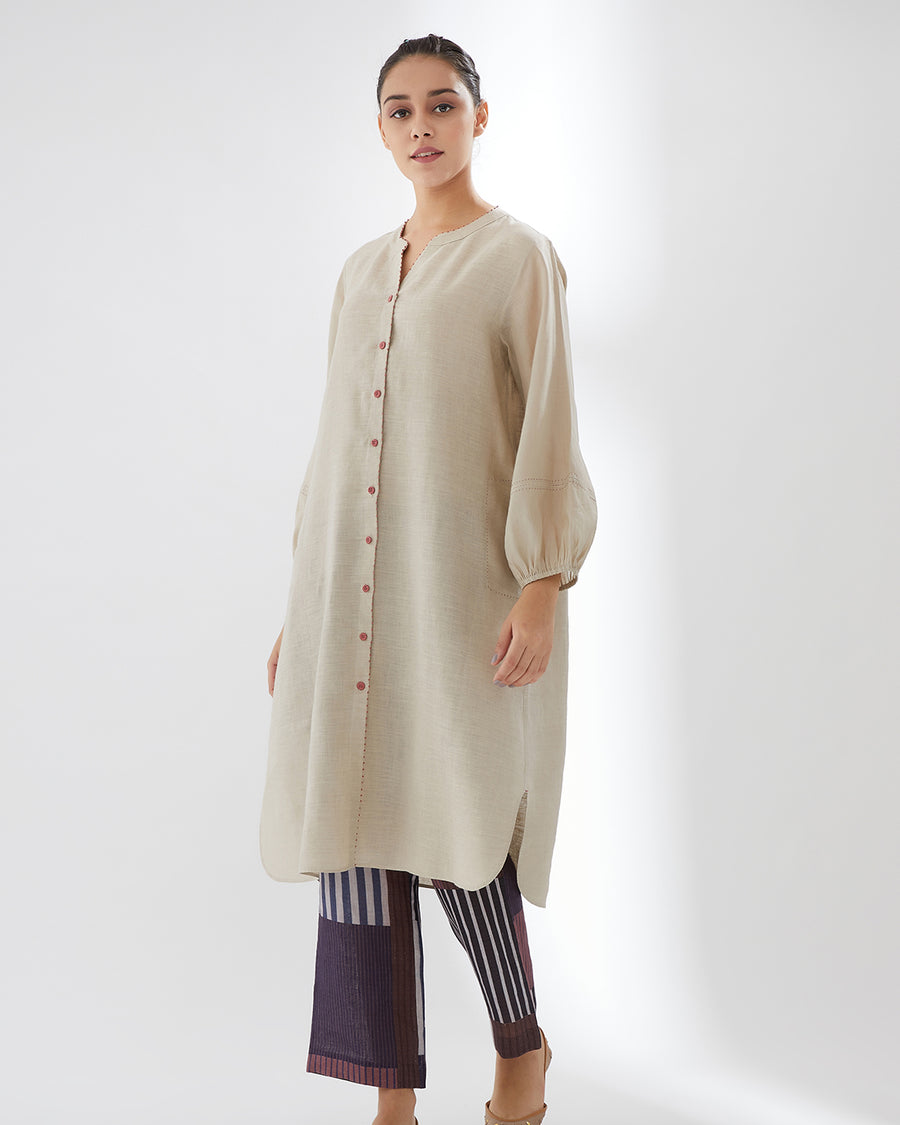 Sand 14th Intertwined SS20 Tunic with Pants