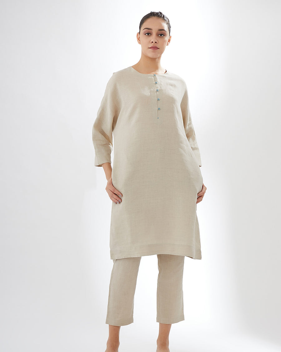 Sand 9th Intertwined SS20 Tunic with Pants