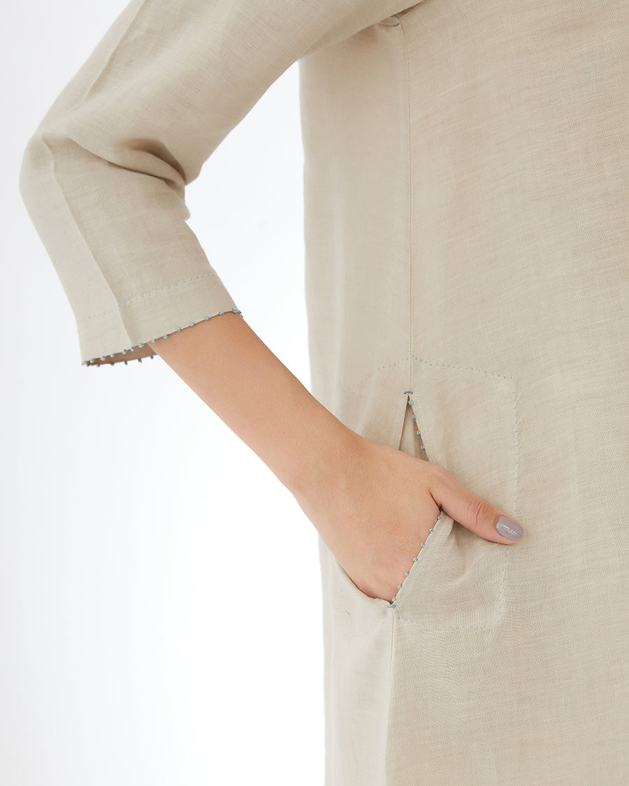 Sand 1st Intertwined SS20 Tunic with Pants
