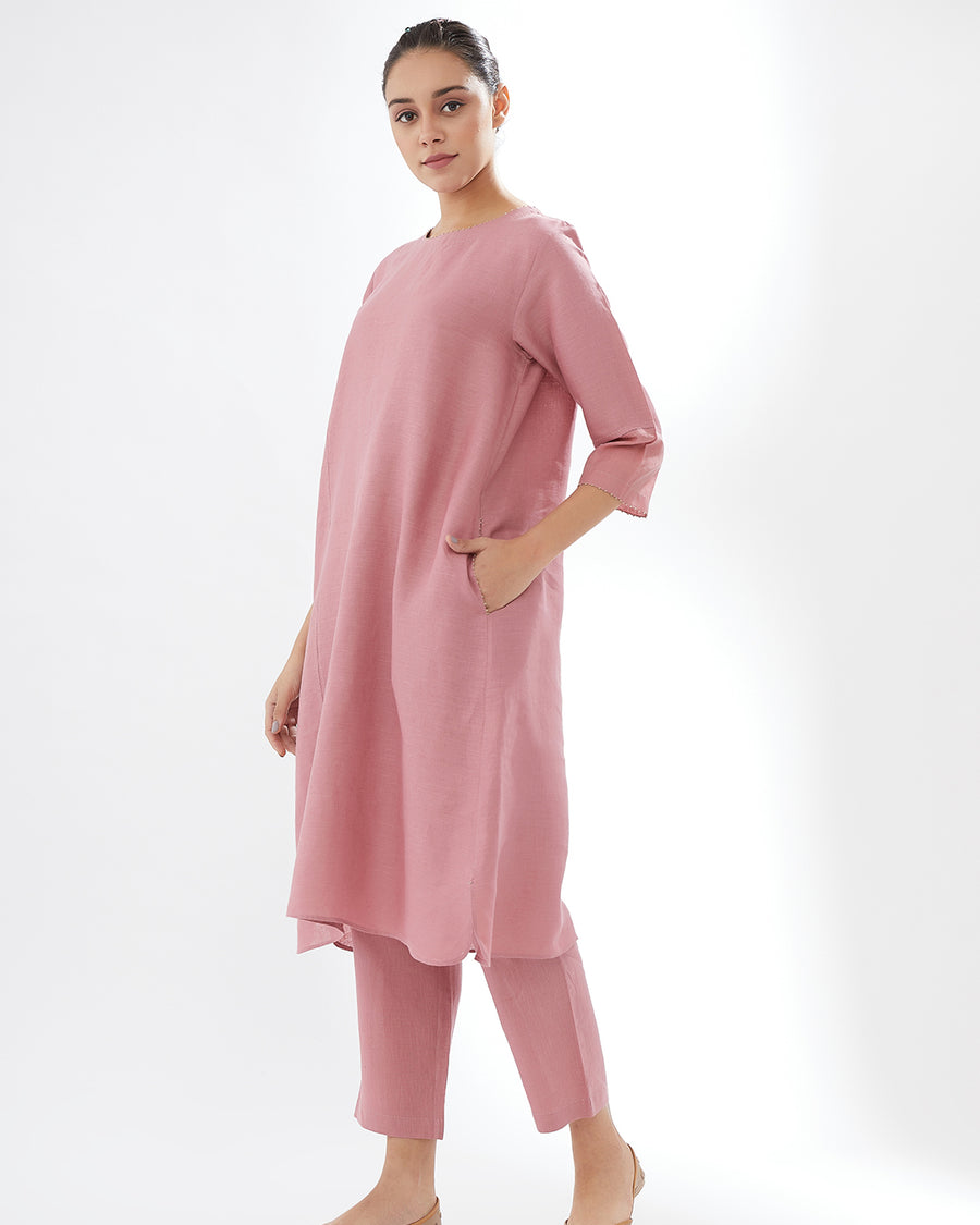 Rose 1st Intertwined SS20 Tunic with Pants