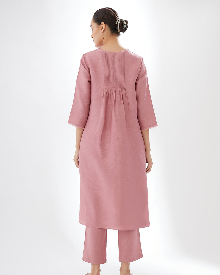 Rose 2nd Intertwined SS20 Tunic with Pants