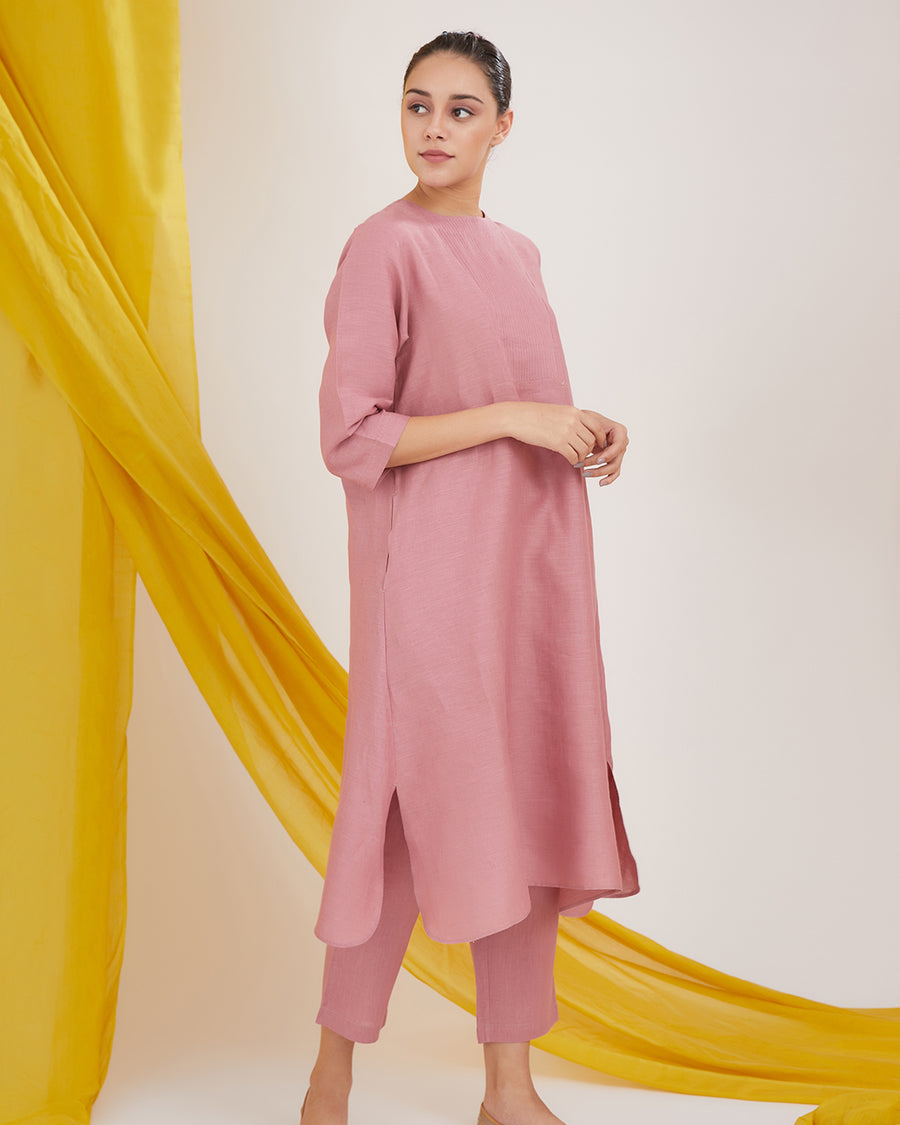 Rose 9th Intertwined SS20 Tunic with Pants