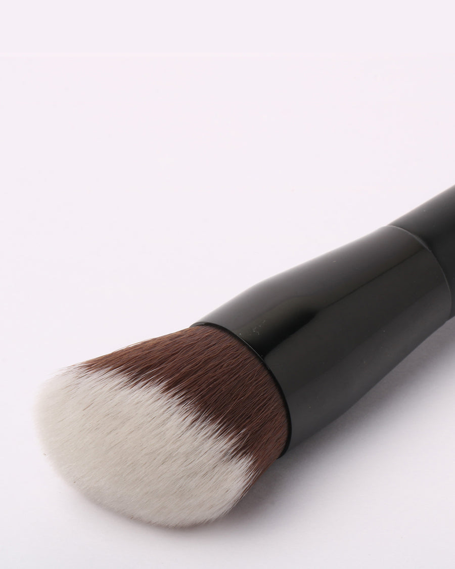 Dual Ended Brush and Foundation Brush