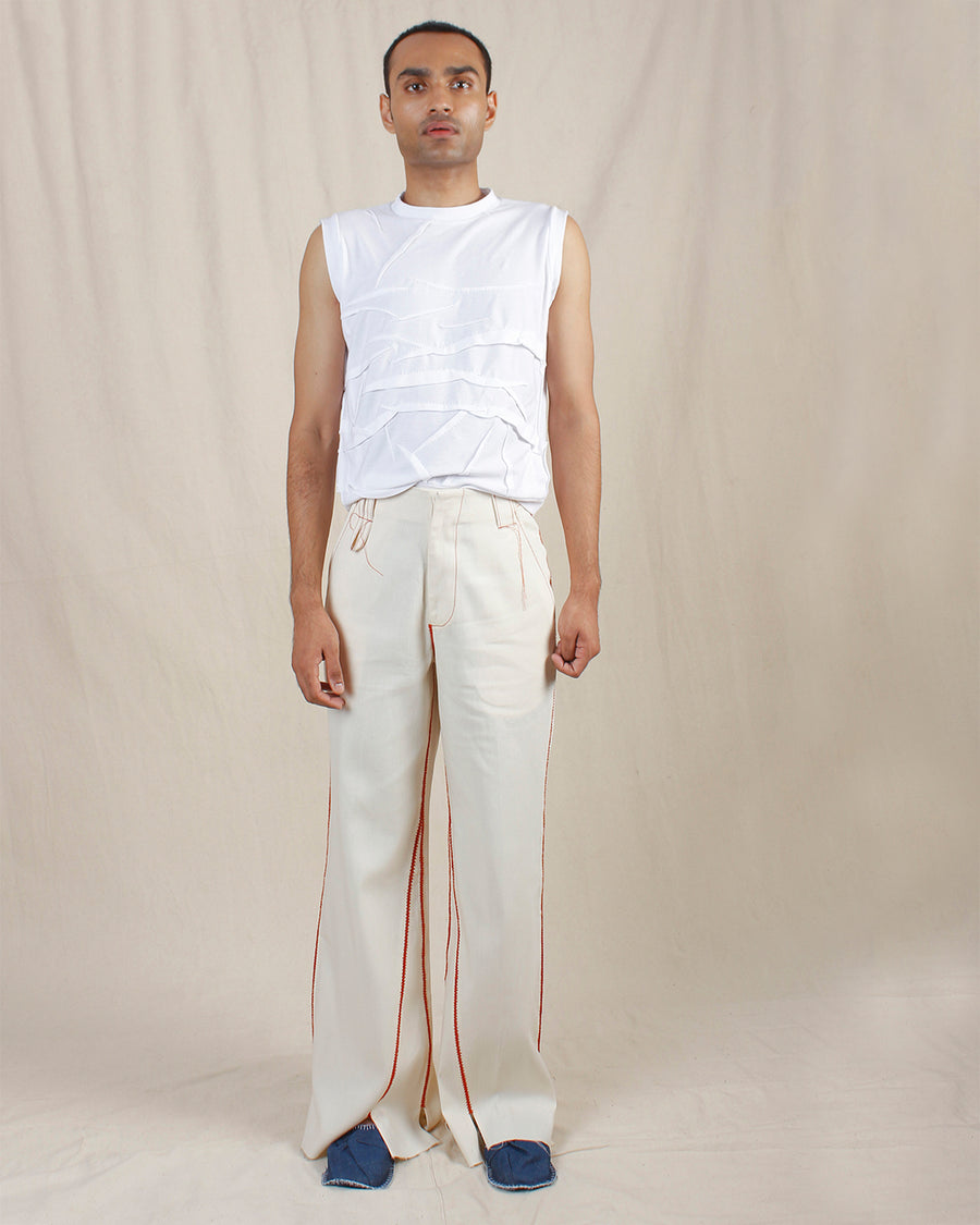 Mould Flare Pants