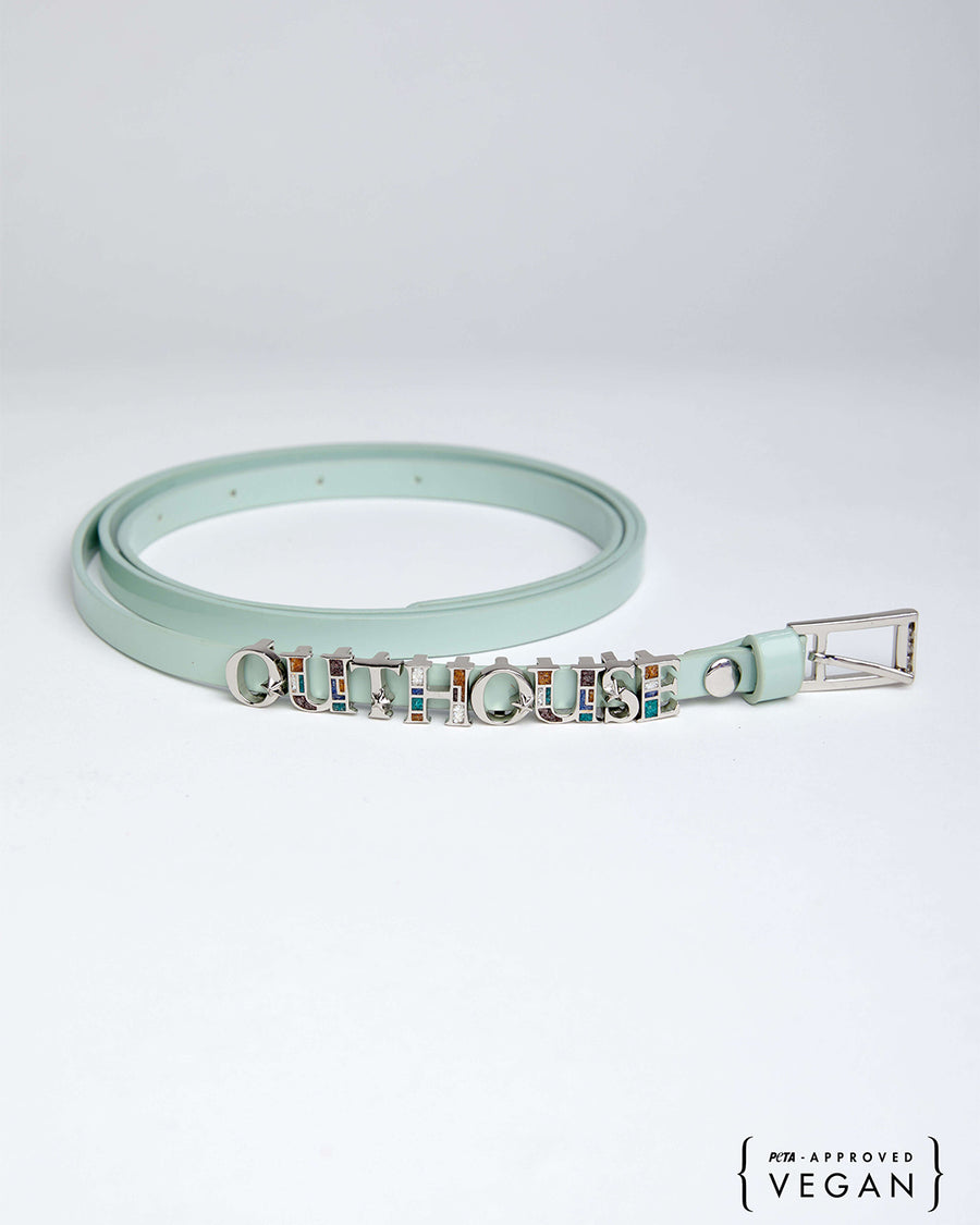 The OH Birdy Belt - Mint Green