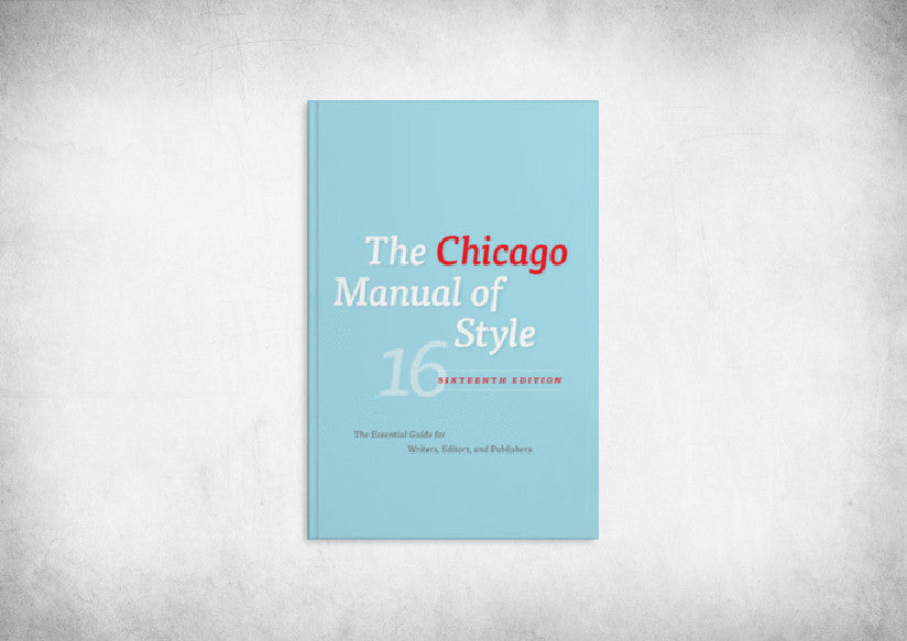 Chicago Manual of Style, The
