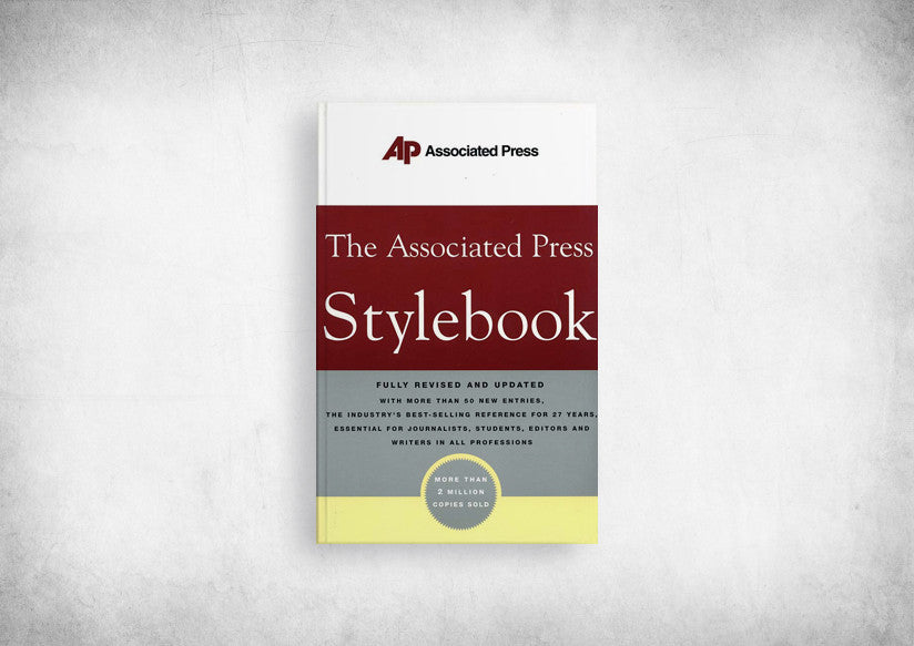Associated Press Stylebook, The