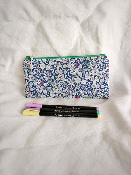 June's Meadow Pencil Case