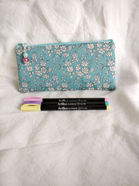 Light Blue Capel Pencil Case