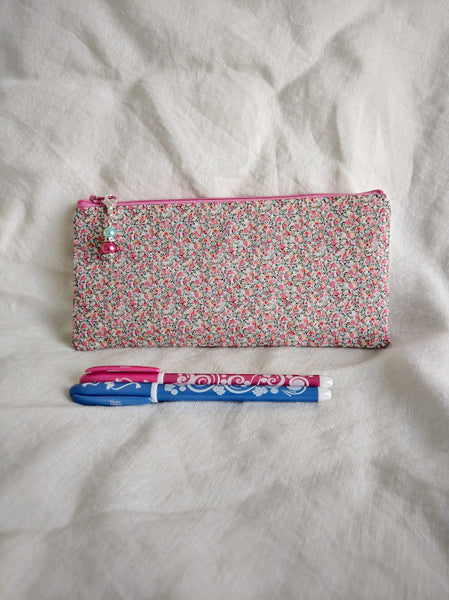 Pink Pepper Pencil Case