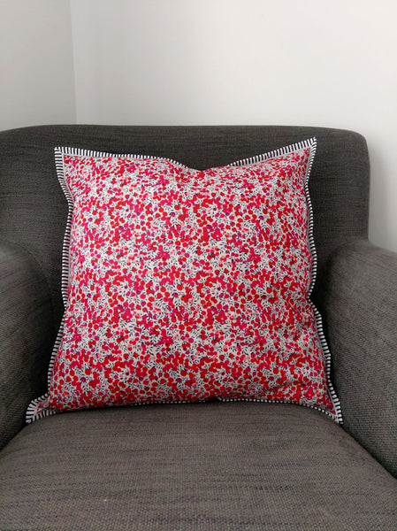Red Wiltshire Cushion