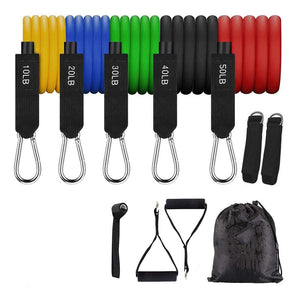 VERVE Fitness Resistance Bands Set For Strength
