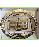 Drayton 125th Anniversary Christmas Ornaments