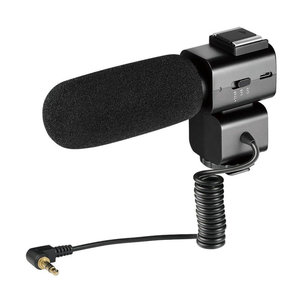 Professional Mechanical Noise Reduction video camera Microphone