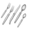 Laguiole 24 piece Flatware Set in Stainless Steel, Jean Neron presentation box