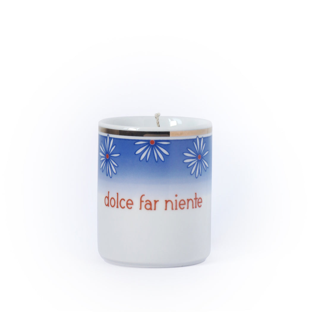 Italian Scented Candle