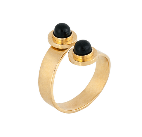 Tyche Jewelry the Swivel Ring