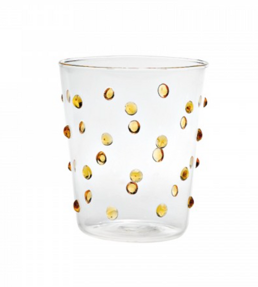 Zafferano Parity tumbler yellow