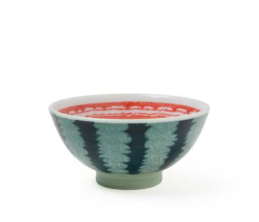 Watermelon Bowl Summertime Whimsical Japanese MIYA Company