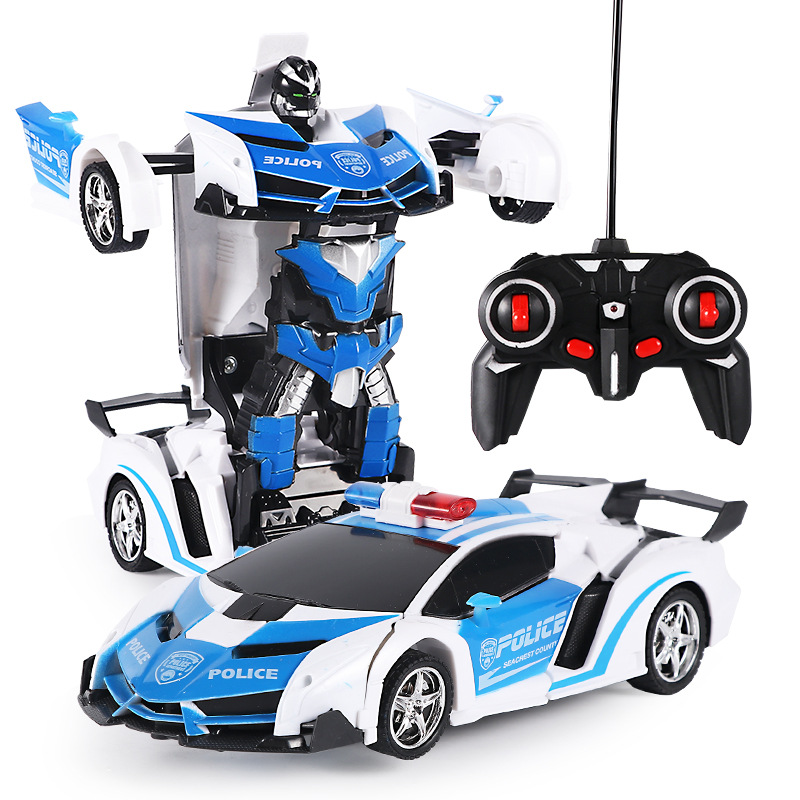 【Buy 2 Free Shipping】Best Christmas Gift For Children ,Gesture Sensing & Remote Control Transformation Car Model