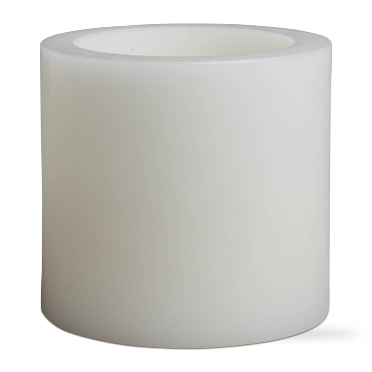 Flameless Ivory Candle
