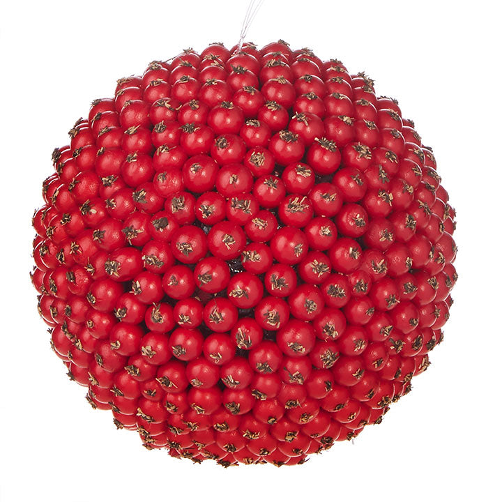 Berry Ball Ornament