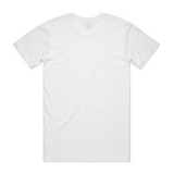 RUN DMC - HUSTLE - White T-Shirt - Mens