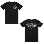 Rock The Block - Cypher - Black T-Shirt - Mens