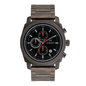 jackson gun metal watch for men