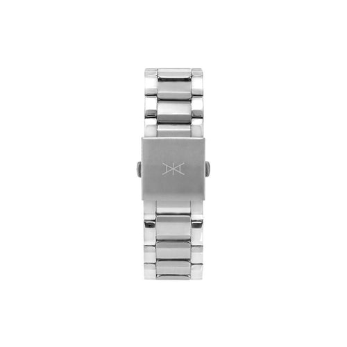 22 MM - Silver Stainless Steel