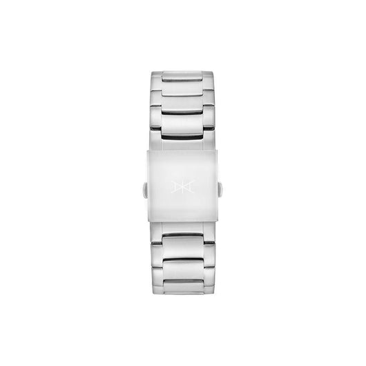 24MM - Silver Stainless Steel