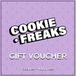 Cookie Freaks Gift Voucher