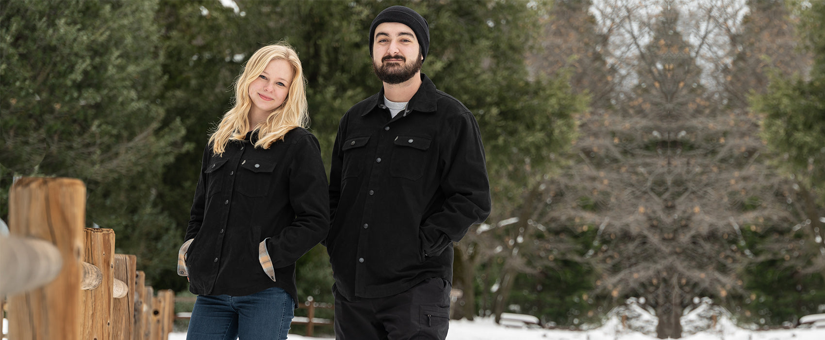 Frontier Heated Jackets