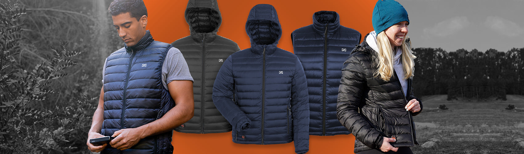 Our WARMEST Heated Jackets & Vests