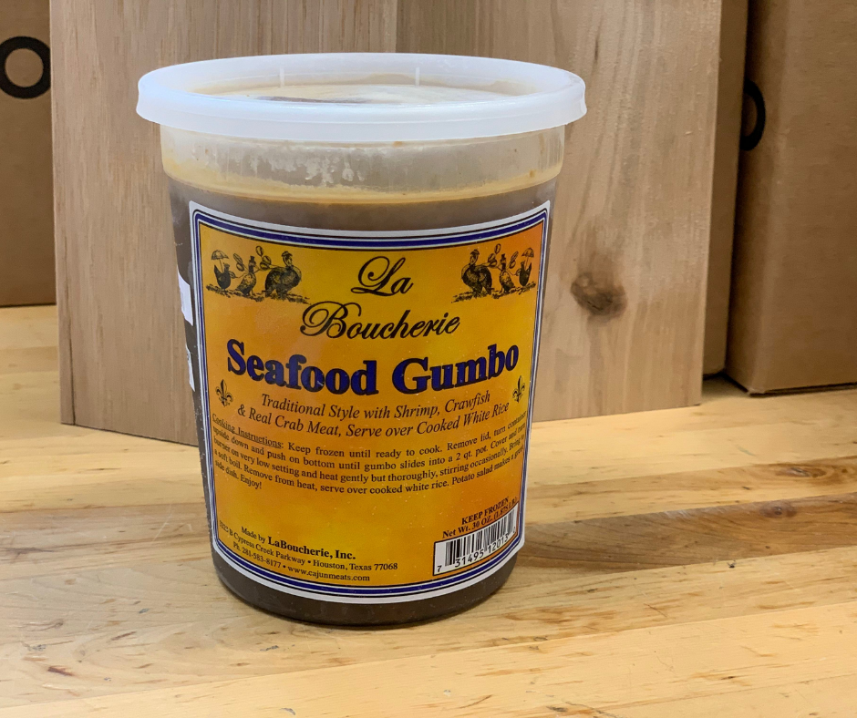 La Boucherie Seafood Gumbo -30 oz - Fresh Fish Fast