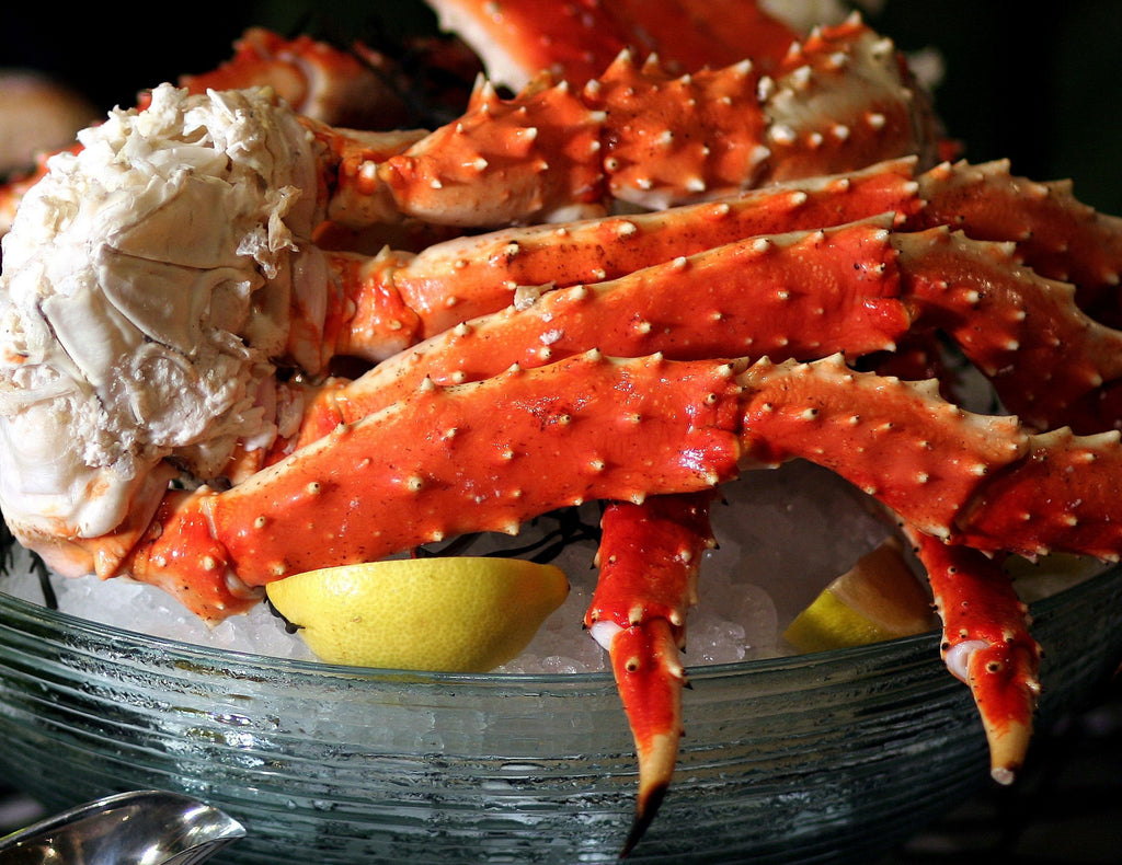 King Crab Clusters - Per Piece - Fresh Fish Fast