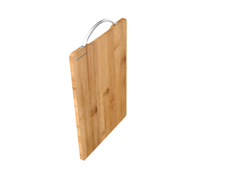LARGE WOOD BAMBOO CUTTING BOARD