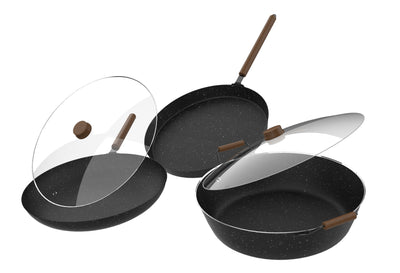 THE MAFANI STONE 5 PIECE POT SET