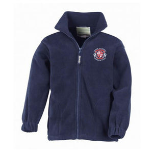 Norton Junior School Fleece - Navy