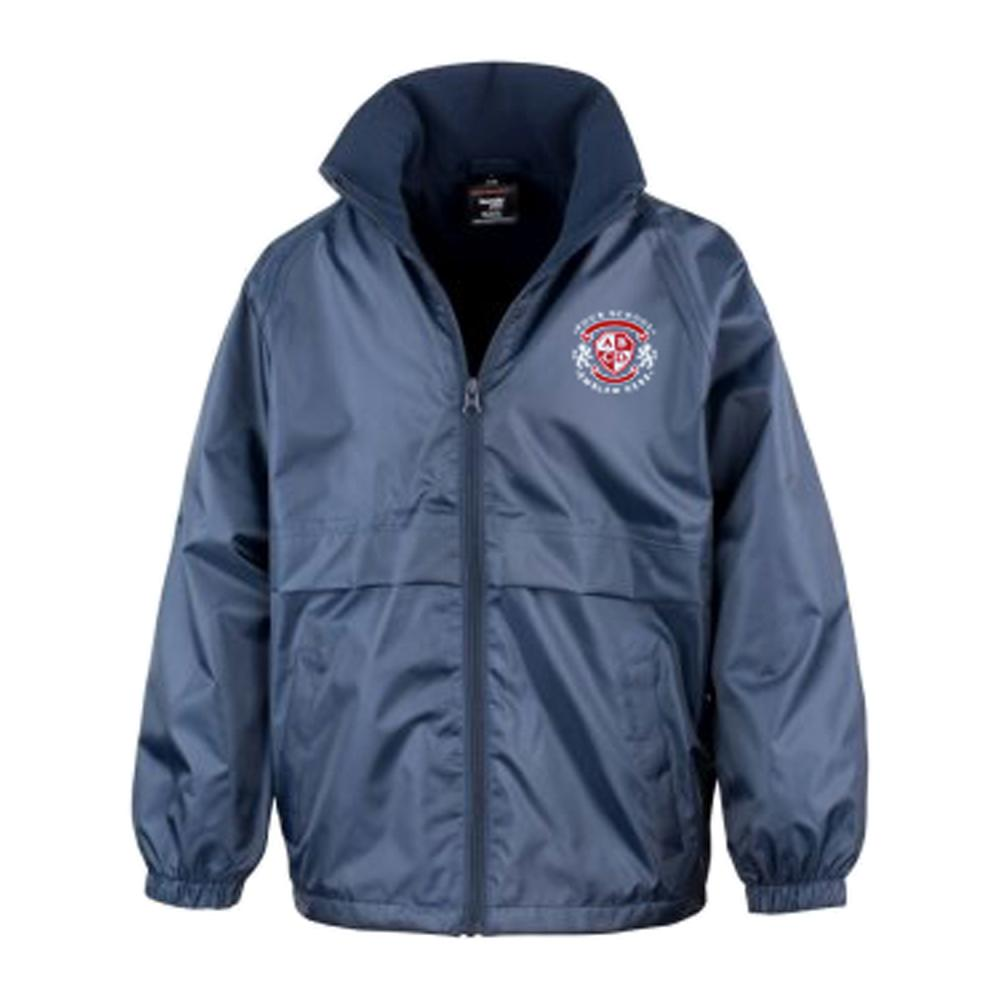 St Pauls RC Primary School Lightweight Jacket - Navy