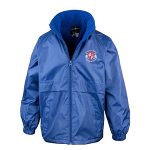 Offley Primary School Lightweight Jacket - Royal Blue